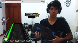 Guitar Hero con teclado | Clone Hero