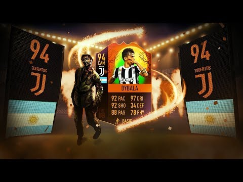 BEST EVER SPECIAL ZOMBIE SCREAM PACK OPENING!! FIFA 18 ULTIMATE TEAM