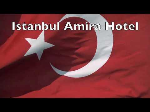 🇹🇷Istanbul🇹🇷 Amira Hotel - Room Tour