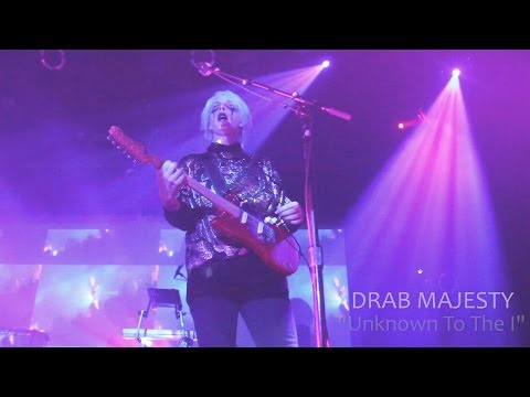 "Drab Majesty ""Unknown To The I"" Live @ Echoplex"