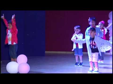 Hum To Hai Aandhi By Little Elly BN Pura Junior Kids - Little Elly BN Pura Annual Day 2018-19