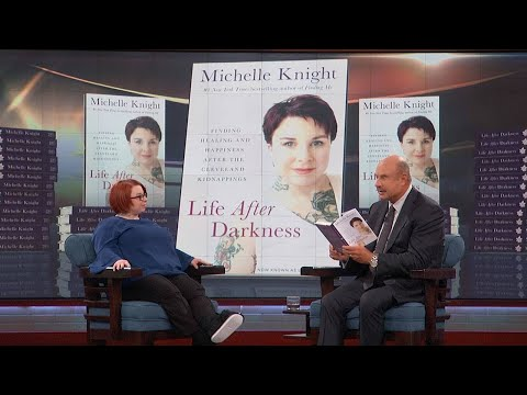 Michelle Knight On The Inspiration For Her New Book 'Life After Darkness'