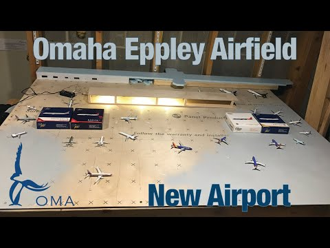 Omaha Eppley Airfield OMA Airport Update 1 Spring 2020