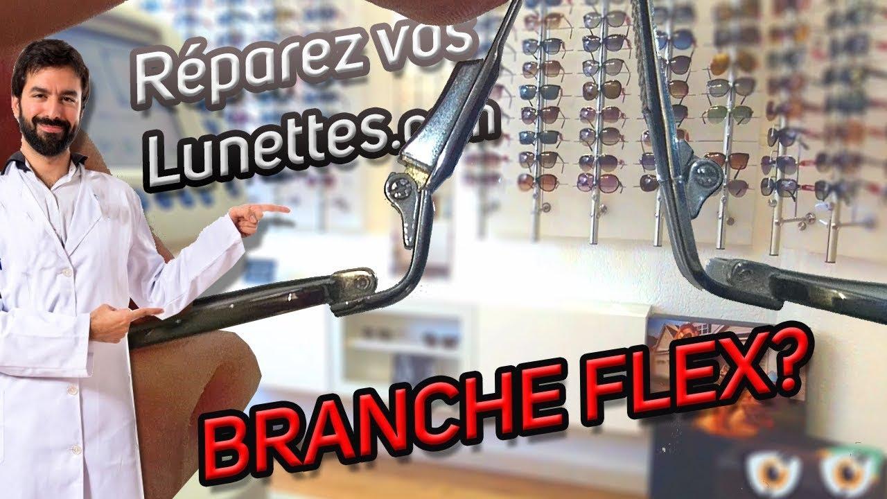 👴Tuto l Opticien  06 👓Branche de lunettes Flex ou pas  Réparable 😍👀🤗.  Les Tutos Opticiens de Reparez vos lunettes 30fc50c2972d