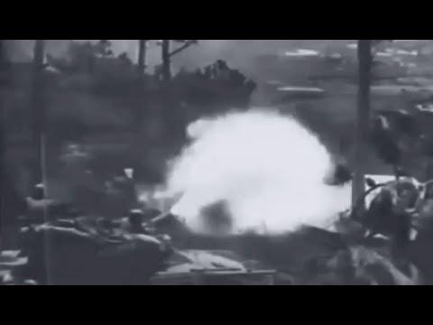 Baguio City Captured Luzon, Philippine Islands 1945 WW2 Combat Footage