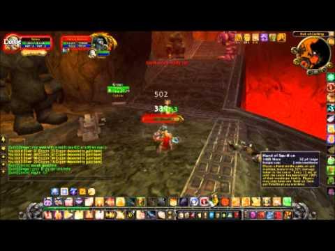 Fineous Darkvire - Blackrock Depths - YouTube