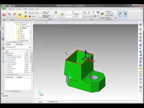 WorkXplore  - Measure and Analysis Dynamic Section Измерения и Анализ Динамическое сечение