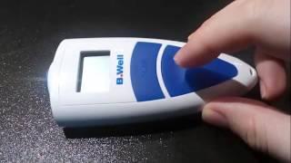 Інфрачервоний термометр WF-2000 B. Well