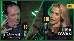 Lisa Dwan - What Top Boy tells us about Britain & living with her fear | Ireland Unfiltered #55