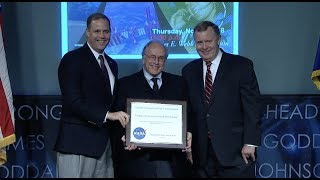 NASA HQ Employees Honored