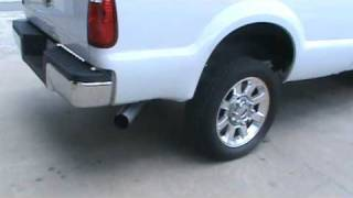 Downpipe-Back Straight Exhaust - Ford 6.4 Powerstroke Diesel Rudys Diesel