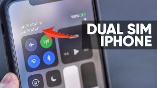 How Dual SIM on the iPhone Works