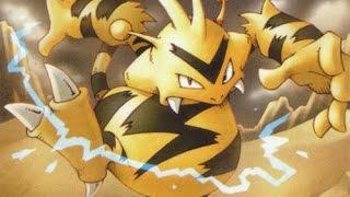 Roblox Pokemon Electabuzz Spawn Point