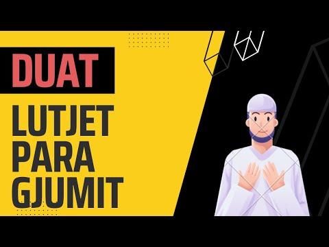 Duat , Lutje Para Gjumit