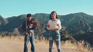 Ed Sheeran - Shape Of You   Cheez Badi Hai (Vidya Vox Mashup Cover with Lyrics)