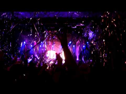 Countdown to 2012 at Chumash Casino, Santa Ynez, California! - 12/31/11