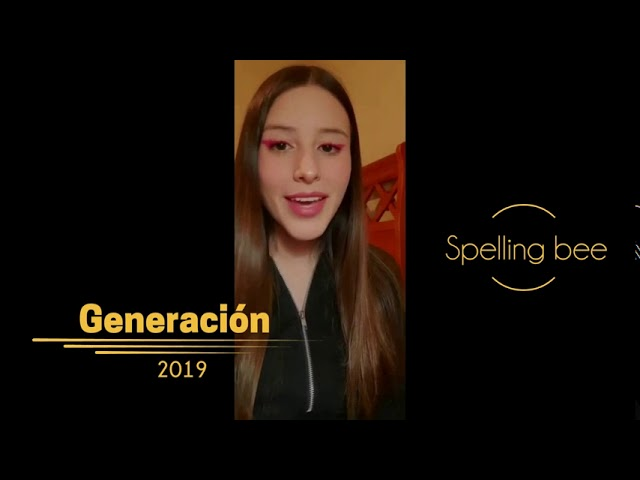 Spelling Bee 2020 - Manquecura Ciudad del Este
