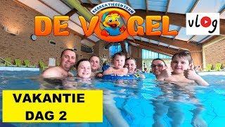 RECREATIECENTRUM DE VOGEL - Familie Vlog #216