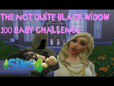 The Not Quite Black Widow 100 Baby Challenge #7   Capturing Don