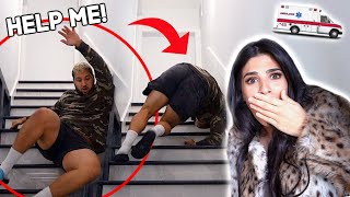 THE WORST FALL I'VE EVER SEEN IN MY LIFE!!! (LMAO)