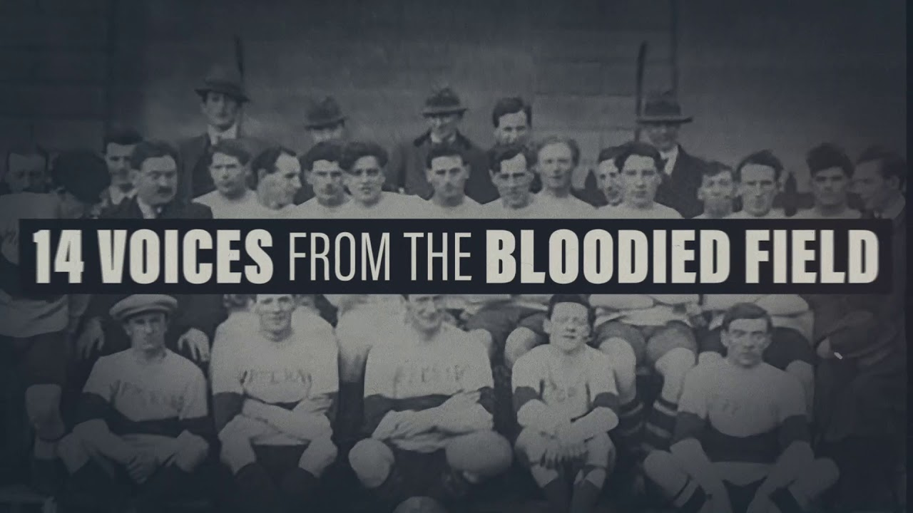 14 Voices From The Bloodied Field