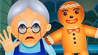 The Gingerbread Man Story | Fairy Tales for Children | Stories For kids By TinyDreams Kids