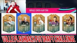 Volles Team mit RÜCKBLICK Karten in 1 Fut Draft möglich? - Fifa 19 Ultimate Team