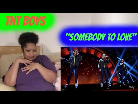 TNT Boys Somebody to Love Reaction:Little Big Shots Seriously Slayed My Life