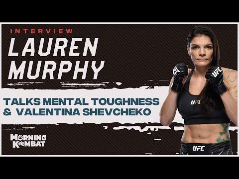 Lauren Murphy Refuses to Act the Part of Underdog Entering UFC 266 Title Shot | Morning Kombat