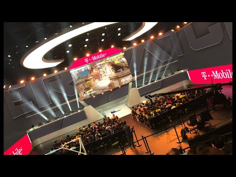 Overwatch League Arena Live!