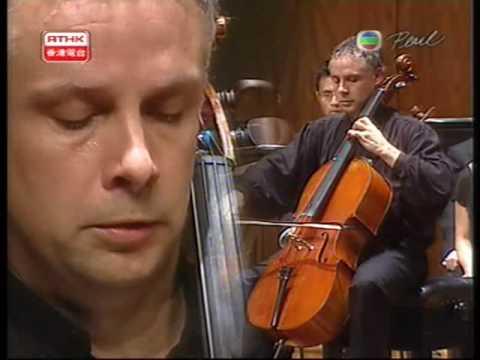Shostakovich Cello Concerto - 3rd mvt, Cadenza