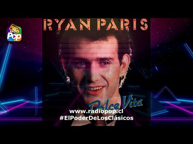Entrevistas Pop: Ryan Paris