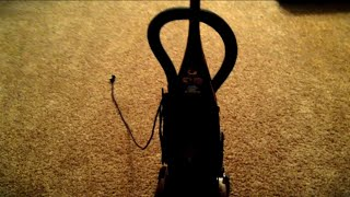 the ghost of the bissell vacuum