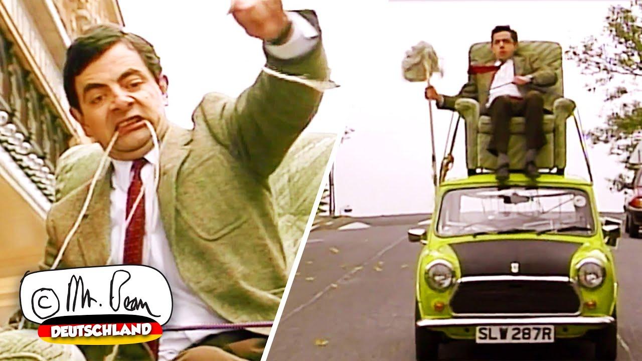 Beans Auto | Lustige Clips | Mr Bean Deutschland