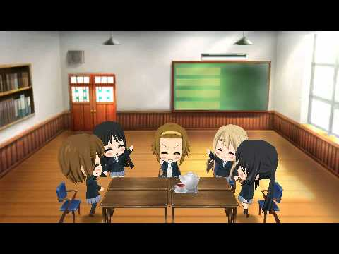 [Análise Retro Game] - K-ON Houkago LIVE - PSP Hqdefault