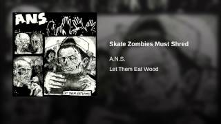 Skate Zombies Must Shred
