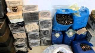 مدنين : العثور على مخزن للأسلحة في وادي الربايع