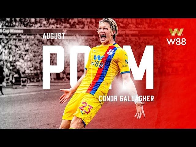 Conor Gallagher | August Player of the Month