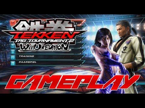 Tekken Tag Tournament 2 Gameplay (Wii U Edition) - Unknown/Baek Doo San