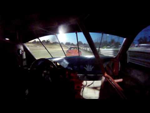 Fayette County Speedway Hornet Heat Race 5-6-17