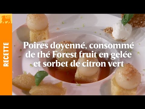 Biggest Cooking Event - Poires Doyenné de Lionel Rigolet