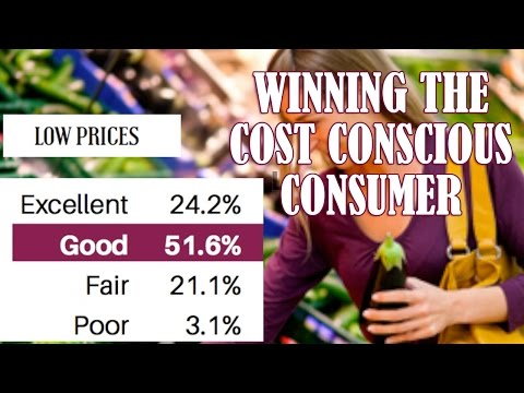 Winning the Cost Conscious Consumer