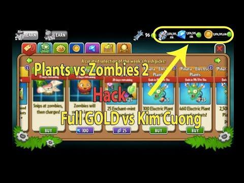 Cách Mod Plants vs Zombie 2 Mới Nhất 2020 [Bản Vip]