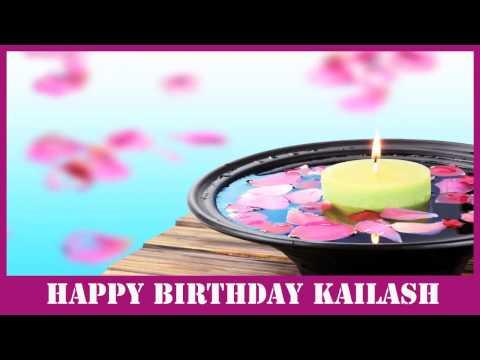 Kailash   Birthday Spa - Happy Birthday