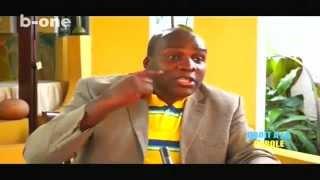 Le Stratégiste Congolais AL KITENGE; Droit a la Parole 2