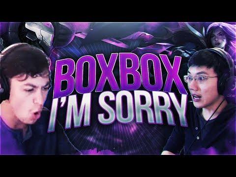 LL STYLISH  BOXBOX IM SORRY