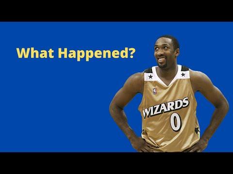 What Has Happened To Gilbert Arenas' NBA Career?