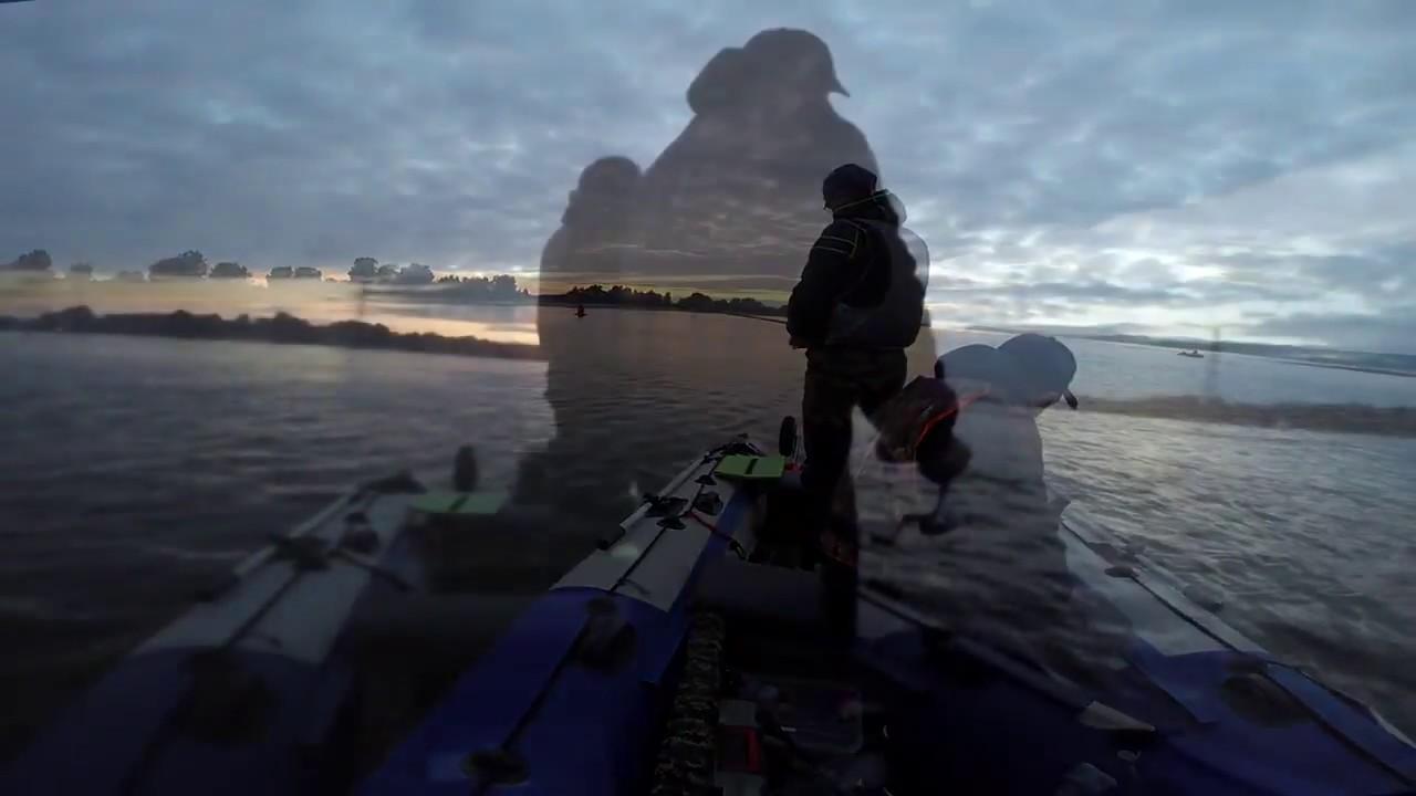 рыбалка на левой оби