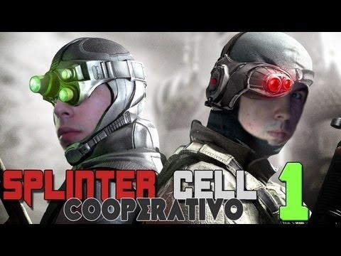 """""""Somos Asesinos!!"""" Splinter Cell: Conviction Cooperativo con Alex - Ep. 1"""