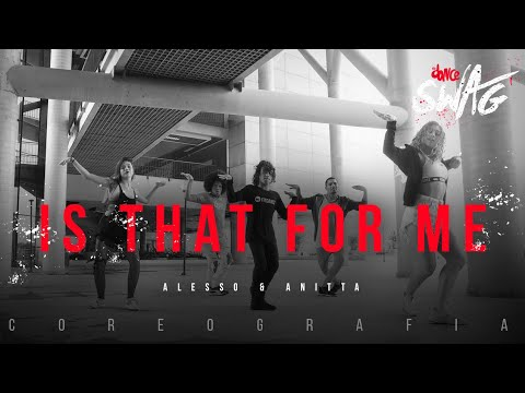 Is That For Me - Alesso & Anitta   FitDance SWAG (Choreography) Dance Video